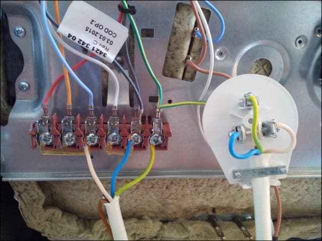 Подключение электроплиты или варочной поверхности