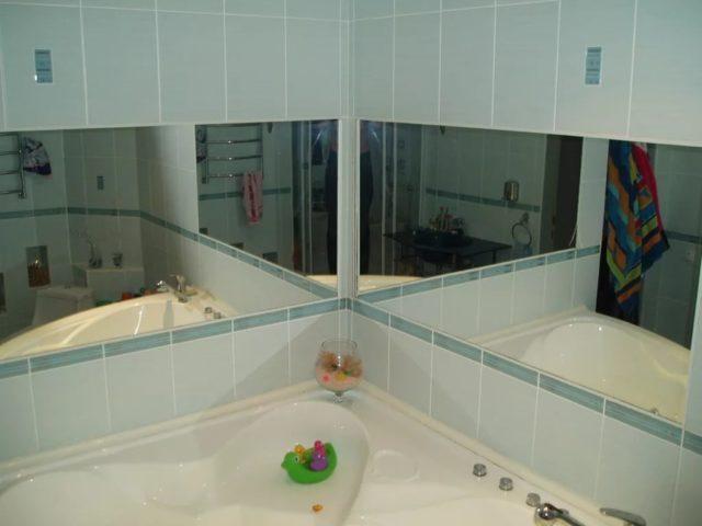 маленькой ванной