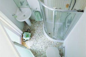 Маленькая ванная комната в примерах - Дизайн и интерьеры на Город мастеров
