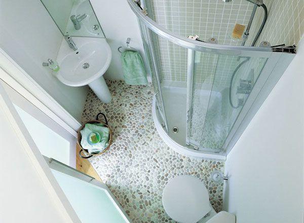 сантехника для маленькой ванной комнаты1