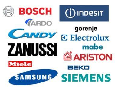 лого производителей стиральных машин