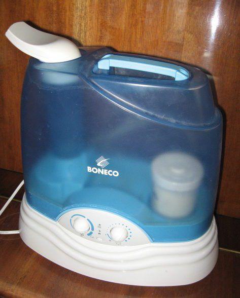 Увлажнитель воздуха Boneco, ремонт своими руками. Видеоинструкция