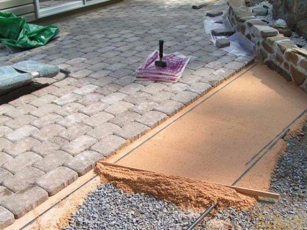 Выбор тротуарной плитки 🔴 Укладываем тротуарную плитку самостоятельно