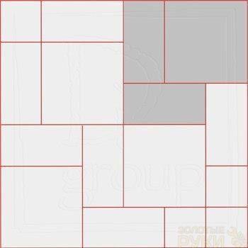 Керамическая плитка, варианты укладки