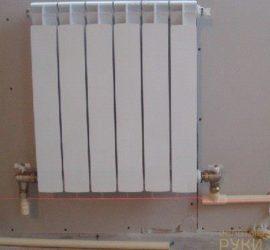 Однотрубная система отопления своими руками