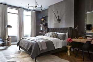 Красивая спальня - элементы оформления