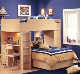 Детская комната для мальчика, фотоподборка - Дизайн и интерьеры на Город мастеров