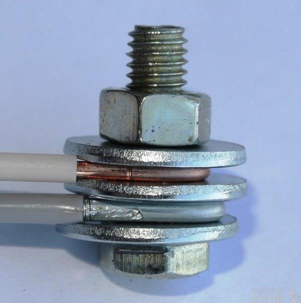 Соединение алюминиевых и медных проводов🔴 Соединение алюминиевых и медных проводов