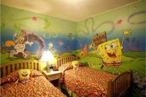 Детская комната варианты дизайна