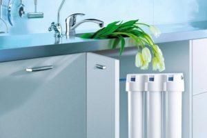 Фильтр воды, как установить своими руками