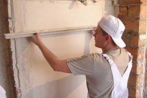 Стяжка и штукатурка стен дома своими руками - советы домашнего мастера советы по ремонту квартиры и дома на Город мастеров