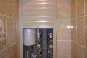 Как аккуратно спрятать трубы в туалете