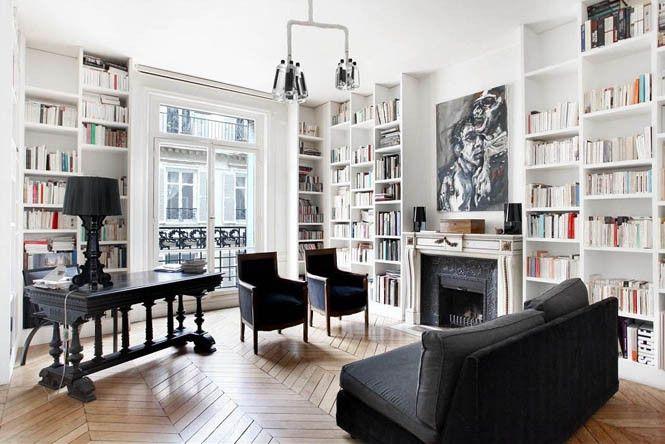 Французский интерьер примеры дизайна