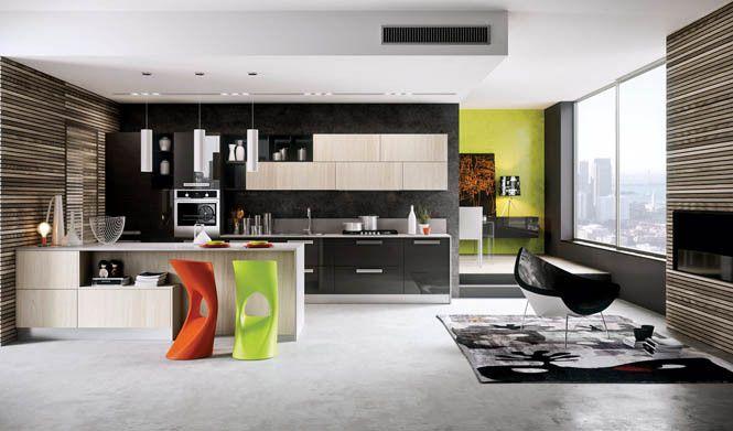 Дизайн кухни в современном стиле фотогалерея