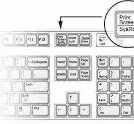Как сделать скриншот на  компьютере? Простой способ