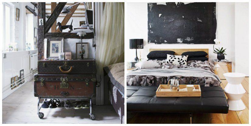 Дизайн мужской спальни 🔴 Дизайн мужской спальни в примерах