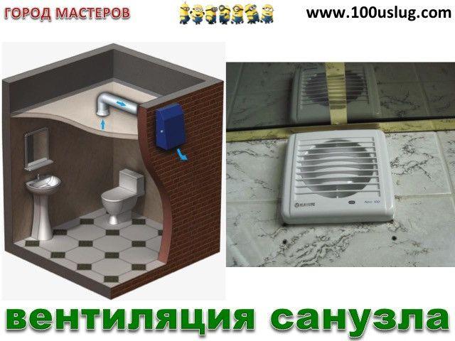 Вентиляция в ванной и туалете 8212 расчет и проверка🔴 Вентиляция в ванной и туалете расчет и проверка