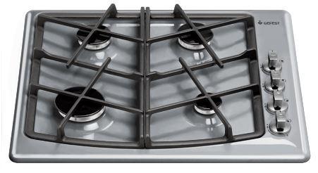 Подключение газовой плиты или поверхности своими руками