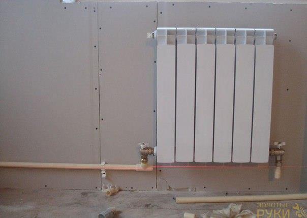 Система отопления ленинградка🔴 Замена радиаторов отопления своими руками