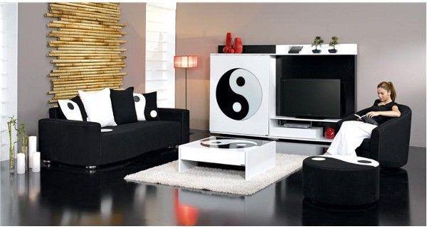Инь и Янь в дизайне интерьера квартиры🔴 Инь и Янь в дизайне интерьера квартиры