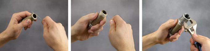 Уплотнение резьбовых соединений🔴 Уплотнение резьбовых соединений