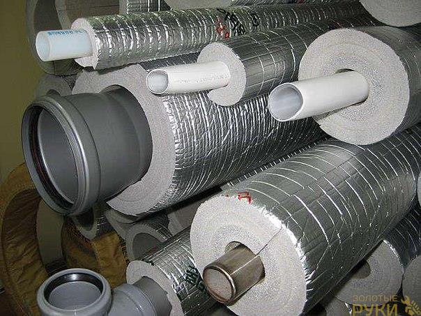 Шумоизоляция канализационных труб своими руками