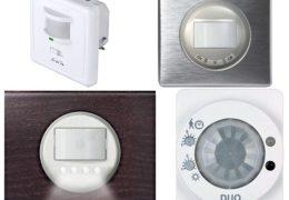 Датчики движения для освещения — экономим электроэнергию с умом