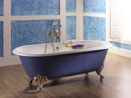Какую ванну выбрать - чугунная ванна