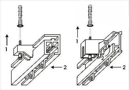 Как установить потолочный карниз своими руками (1)