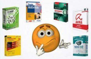 выбор антивирус