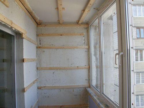 Как обшить балкон вагонкой🔴 Как обшить балкон вагонкой