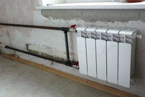 Стоимость замена радиаторов