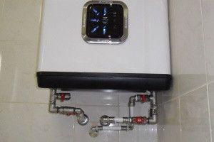 стоимость подключение водонагревателя
