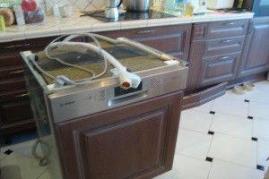 Стоимость подключение посудомоечной машины