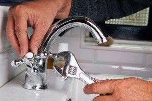 Ремонт смесителя ванны или раковины 150 рублей