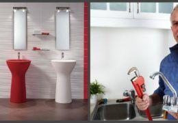Услуги сантехника - сантехнические работы