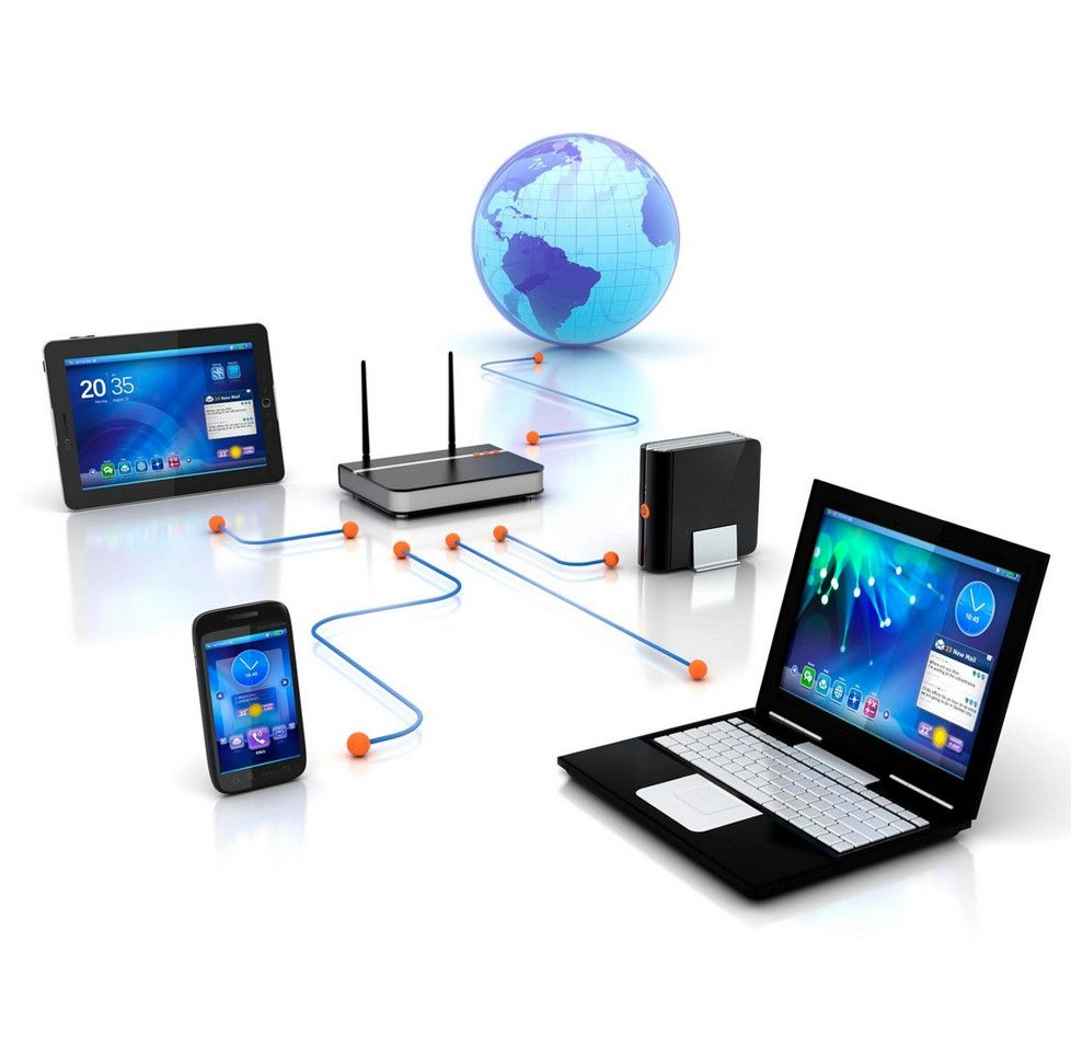 Монтаж сетей и настройка интернета и WiFi🔴 Советы по компьютеру