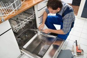 подключение посудомоченой машины