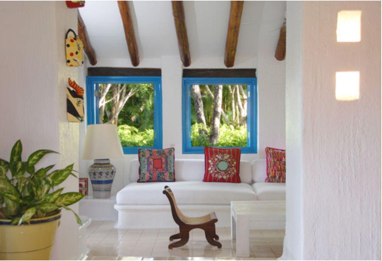 Мексиканский стиль в интерьере🔴 Дизайн и интерьеры