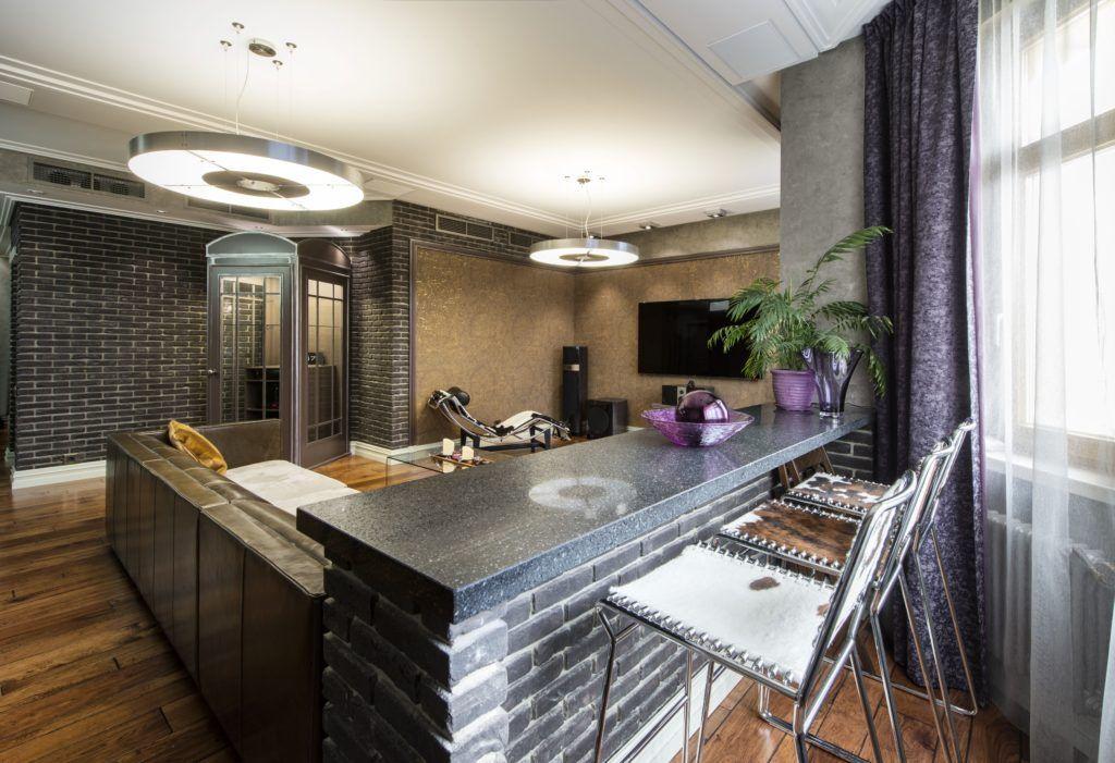 Стиль ЛОФТ в интерьере своими руками - Дизайн и интерьеры советы по ремонту квартиры и дома на Город мастеров 13