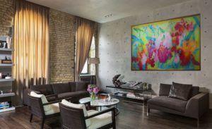 Стиль ЛОФТ в интерьере своими руками - Дизайн и интерьеры советы по ремонту квартиры и дома на Город мастеров 12