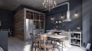 Стиль ЛОФТ в интерьере своими руками - Дизайн и интерьеры советы по ремонту квартиры и дома на Город мастеров 10