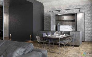 Стиль ЛОФТ в интерьере своими руками - Дизайн и интерьеры советы по ремонту квартиры и дома на Город мастеров 9