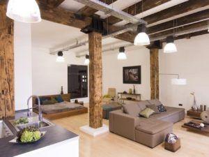 Стиль ЛОФТ в интерьере своими руками - Дизайн и интерьеры советы по ремонту квартиры и дома на Город мастеров 8