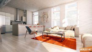 Стиль ЛОФТ в интерьере своими руками - Дизайн и интерьеры советы по ремонту квартиры и дома на Город мастеров 4