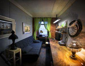 Стиль ЛОФТ в интерьере своими руками - Дизайн и интерьеры советы по ремонту квартиры и дома на Город мастеров