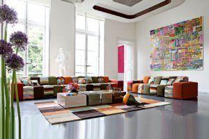 Авангардный стиль в интерьере - Дизайн и интерьеры на Город мастеров