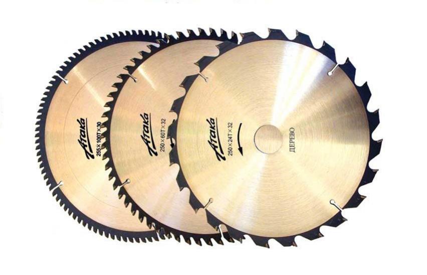 Как выбрать дисковые циркулярные пилы с нужными дисками