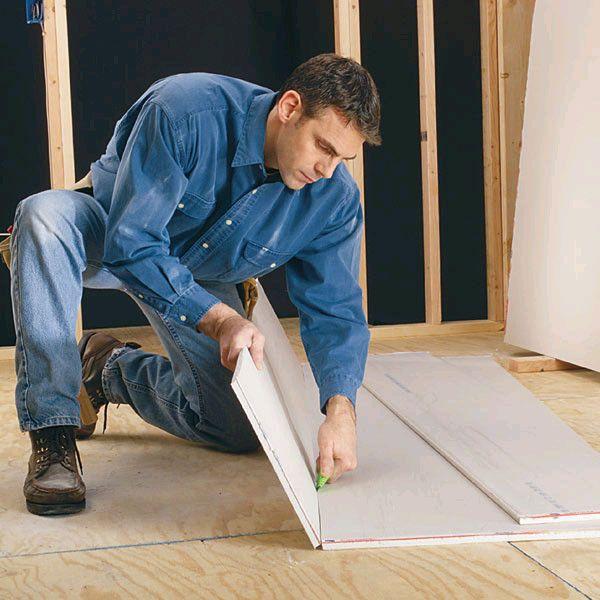 Как разрезать лист гипсокартона🔴 Как разрезать лист гипсокартона