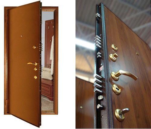 выбрать надежную и качественную входную дверь